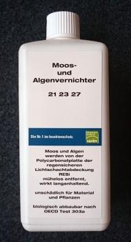Bild Moos- und Algenvernichter